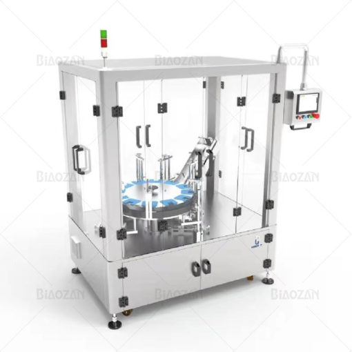 Vertical Box Packing Machine