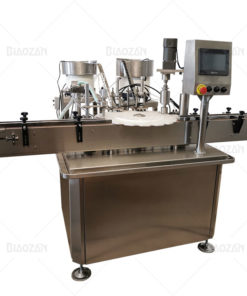 Cream Jar Filling Machine