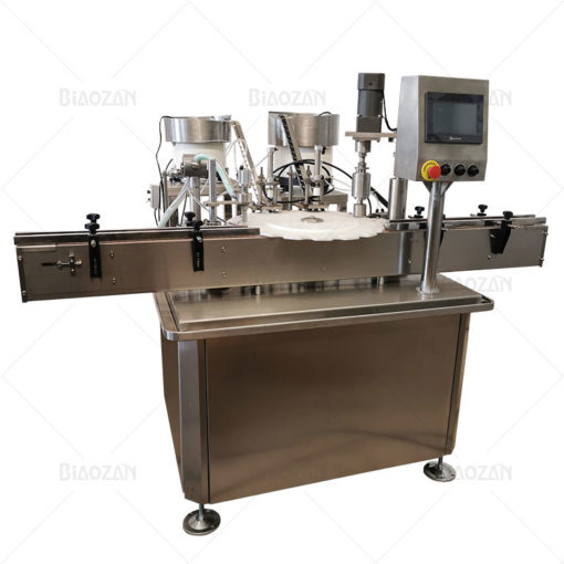 Cream Jar Filling Machine