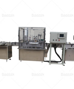 Nail Polish Filling Machine